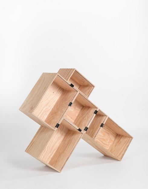 sistem modular - Daniel Gafner - Postfossil
