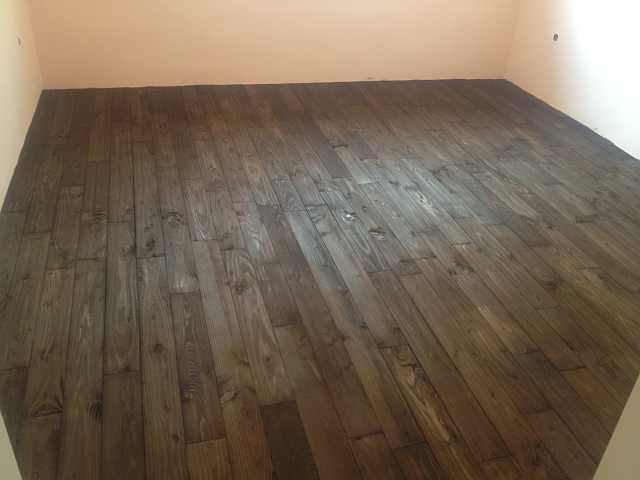 podelel de lemn
