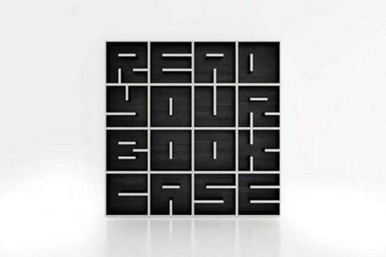 mobila de biblioteca