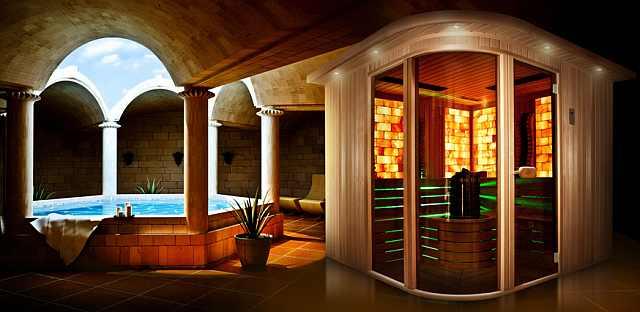 sauna lemn sauna finlandeza