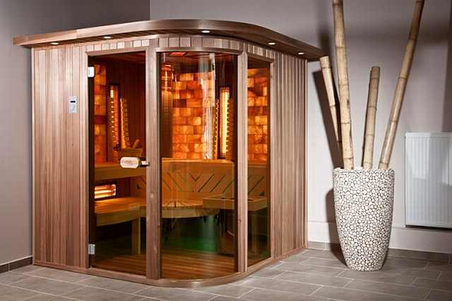 sauna de apartament