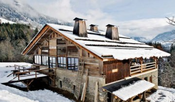 Excursie la o cabana din Alpii francezi