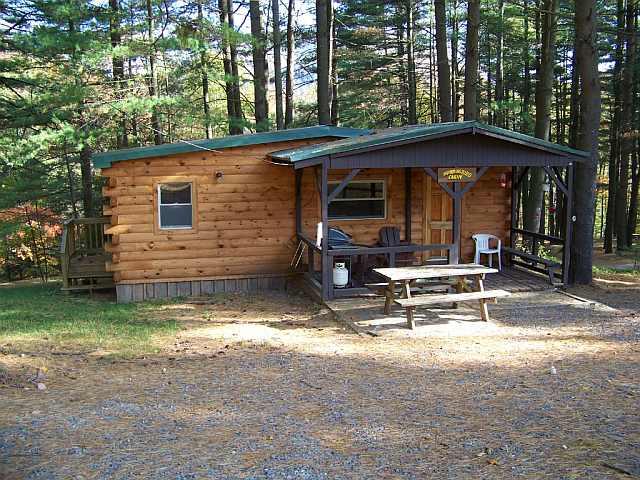 cabana de munte in padure