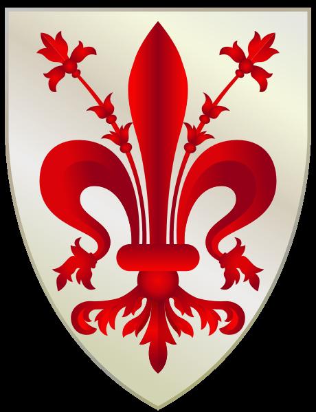emblema Florentei