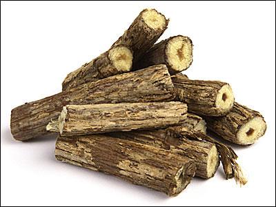 radacina de lemn dulce