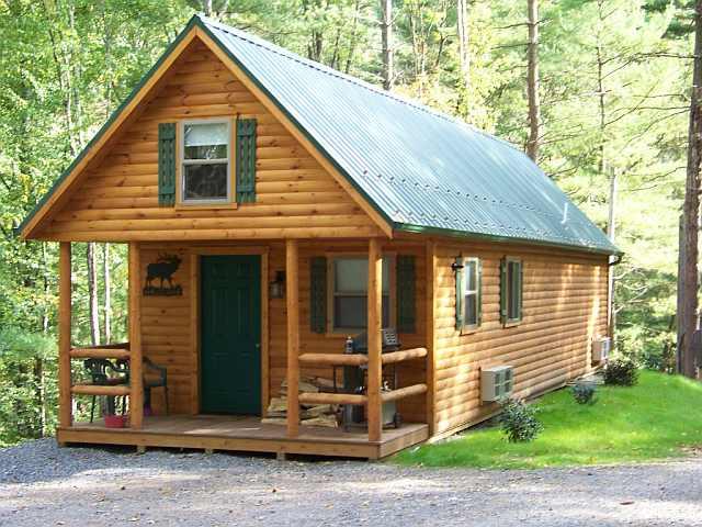 Idei pentru cabane mici de relaxare indiferent de for Buy house plans australia