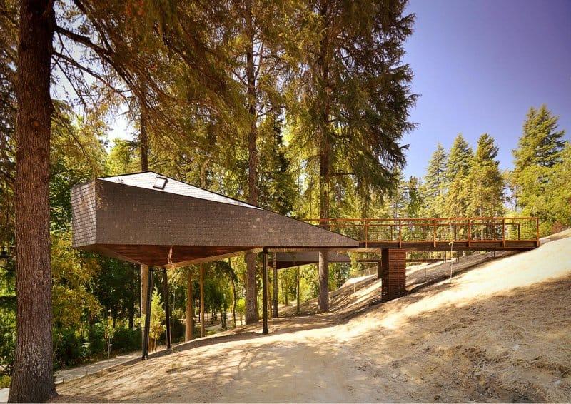 rampa pod pentru turisti
