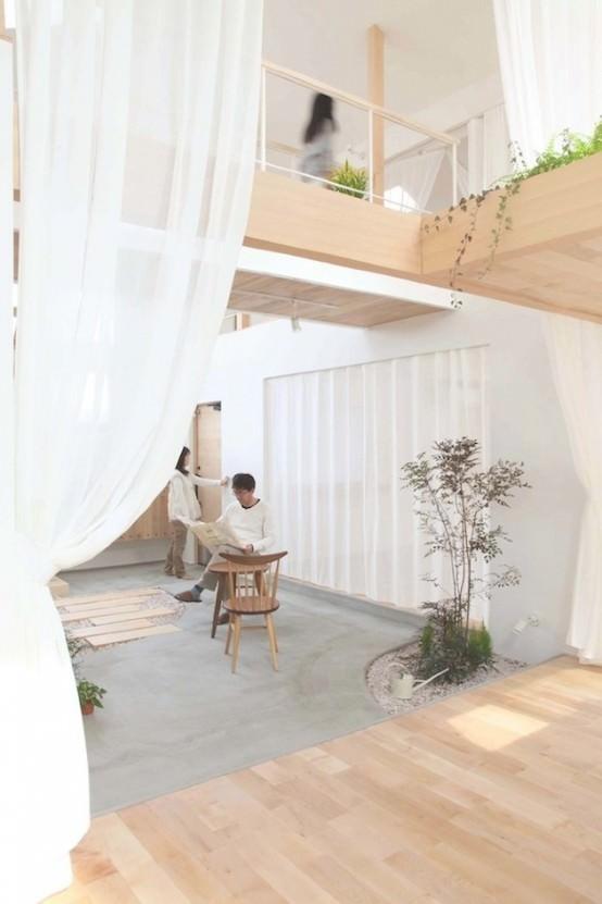 casa japoneza minimalista