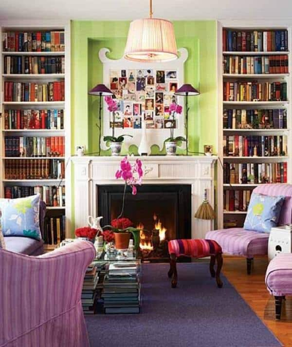 decoratiuni in culori tari