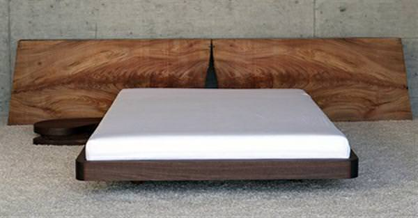 amenajare pat de dormitor