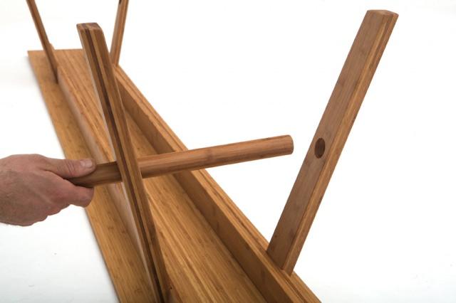 montarea mobilierului