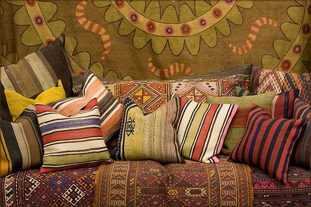 perne decorative boho chic