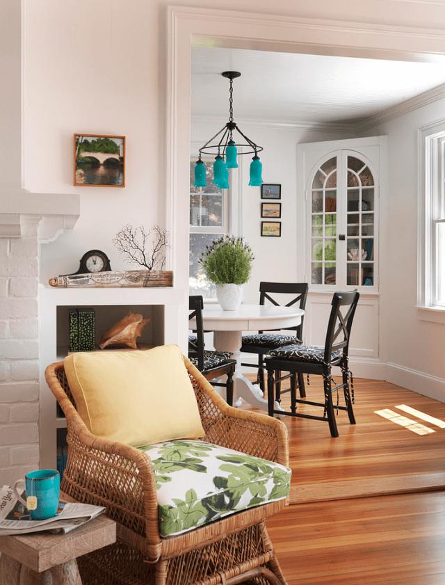 amenajari interioare si decoratiuni chic