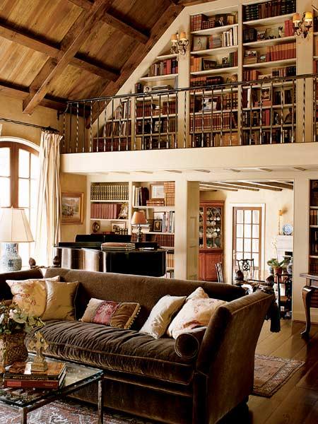 cărți și rafturi