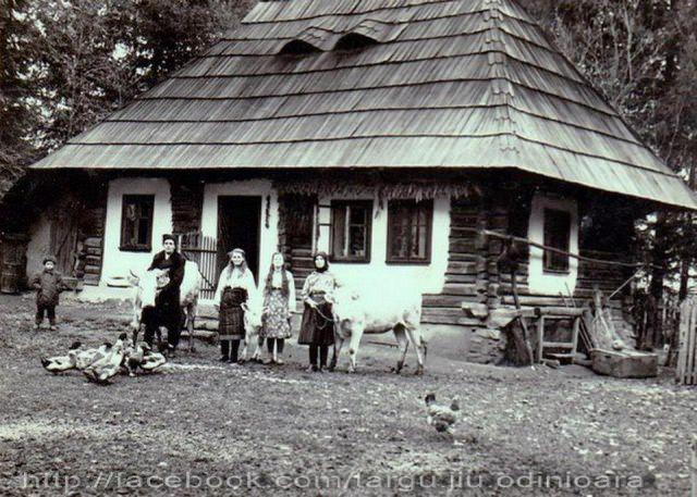 poze alb negru Vechi