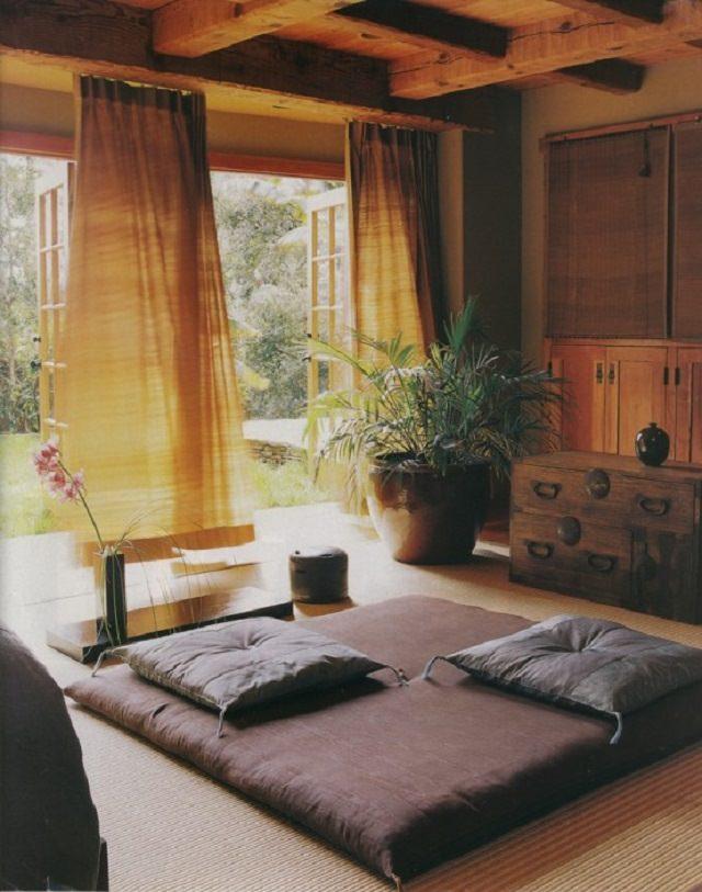 design pentru camera de meditatii