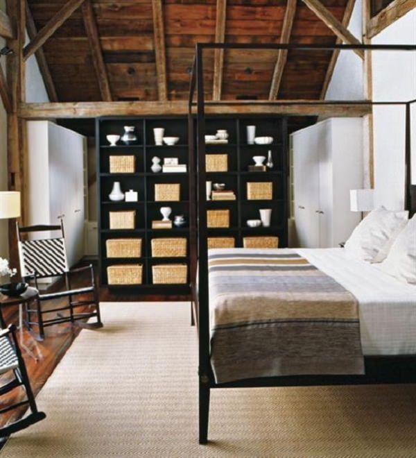 dormitor modern in hambar