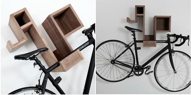 raft pentru bicicleta