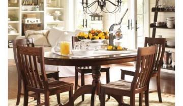 Pentru amenajările livingului cu piese de mobilier din lemn, alegeți corect sursele de iluminat