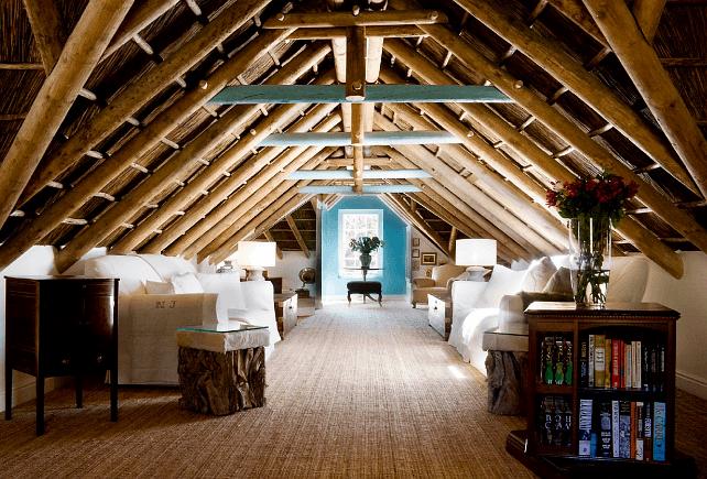 camere cu grinzi din lemn
