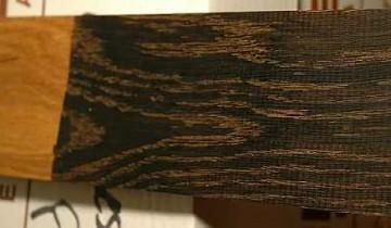 Din secretele tâmplăriei Nr. 1 – Finisaj pentru antichizarea stejarului