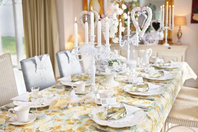 Amenajari profesionale pentru nunti