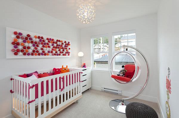 camera copilului moderna