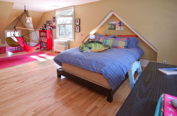 design interior cu hamac