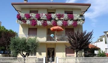 Casele mediteraneene care m-au impresionat în Italia