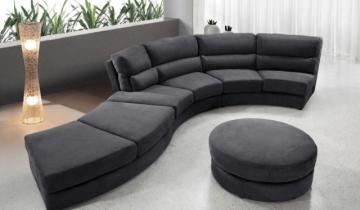 Canapelele … au structura din lemn, dar învelișul te adoarme
