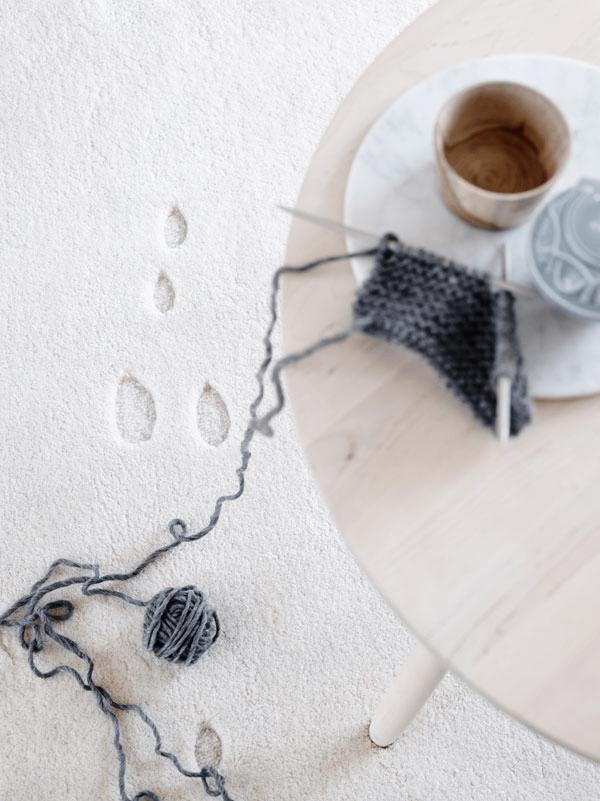 arts and crafts- tricotajul - Vis de iarnă