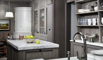 Alertă de design interior: Culoarea gri!