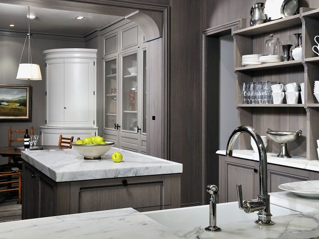 design interior culoarea gri