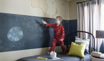 Alertă de design interior: Copii care decorează!