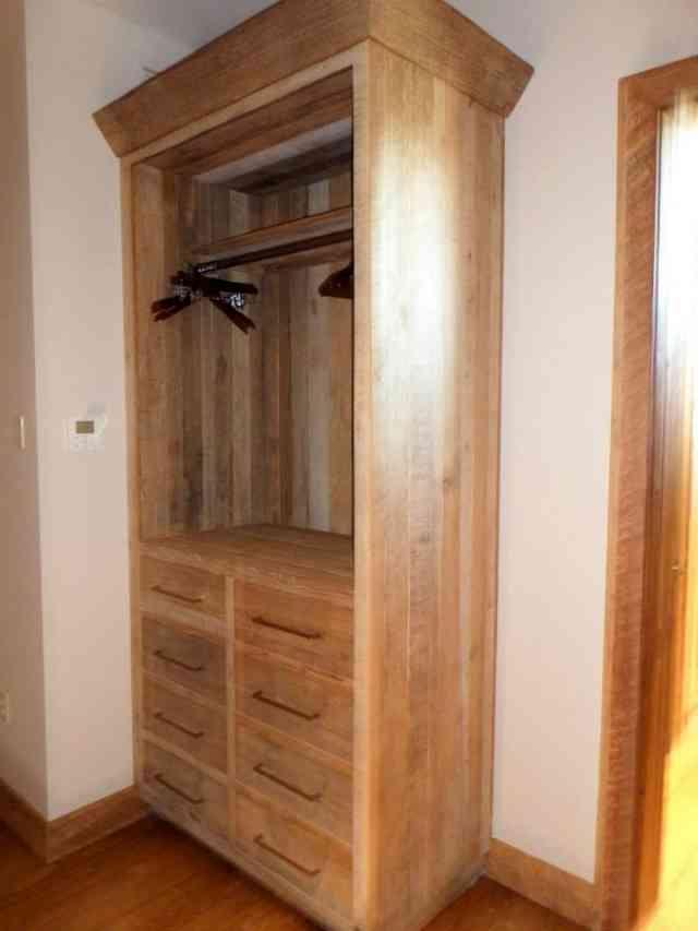 lemn vechi amenajări americane