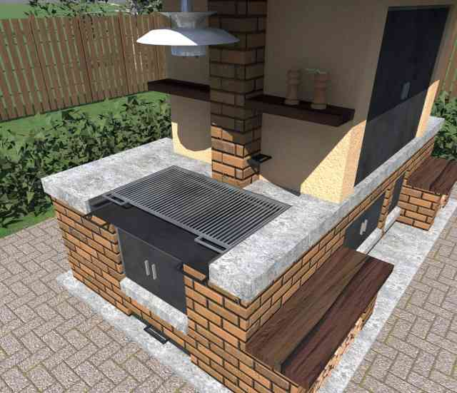 proiect 3D pentru afumatorii - detaliu