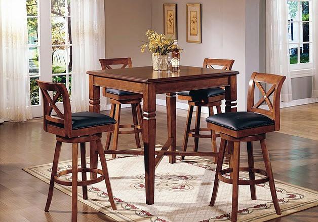 masa de bar cu scaune