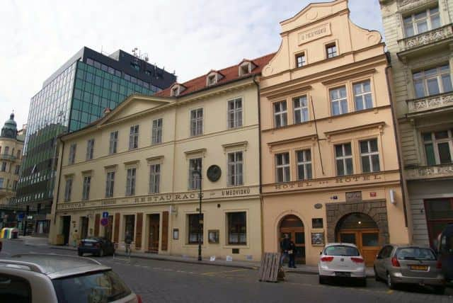 berariile din Praga