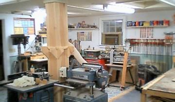 Atelier de mobilă din lemn masiv la comandă