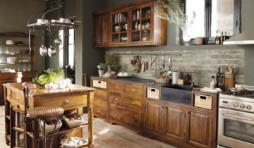 Cum să prezinți într-un catalog mobila de bucătărie