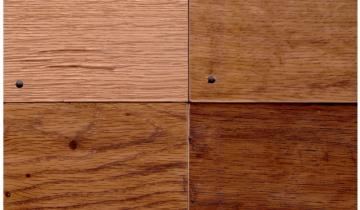 Culorile naturale de finisaj pentru mobila din lemn masiv de stejar – a doua parte