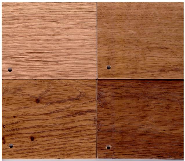 culori naturale pentru lemn