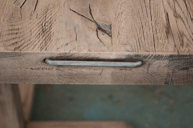 masa de bar din stejar Viking