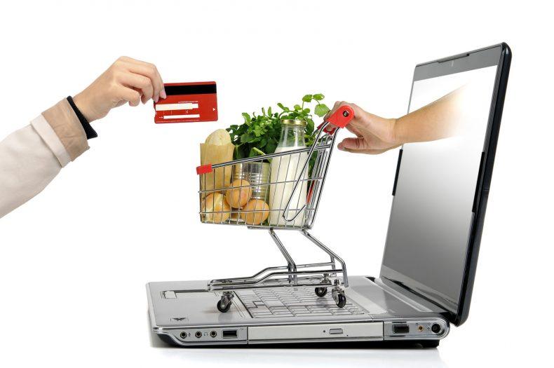 cumpara cu cardul - shopping online