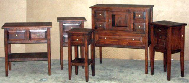 set corpuri de mic mobilier