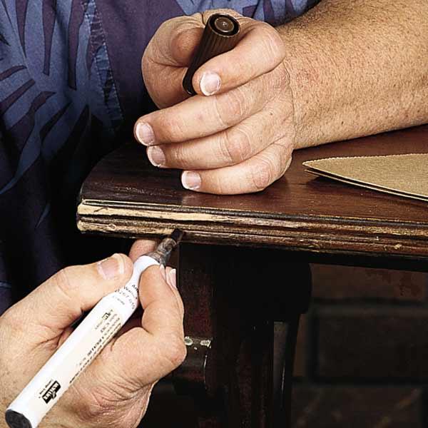 mobila din lemn masiv- Reparatii pentru mobila