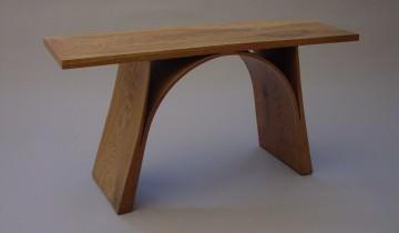 Cum se fabrică mobila din elemente de lemn curbate