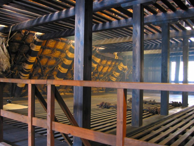 case de lemn vernaculare - Gasshō-zukuri