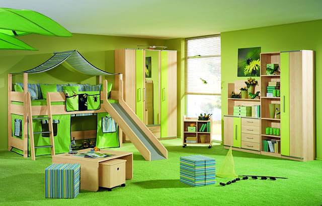 mobila pentru copiii