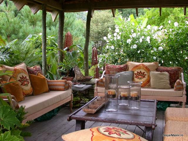 idei de amenajare pentru terasa